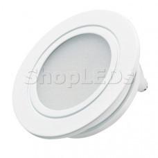 Светодиодный светильник LTM-R60WH-Frost 3W Day White 110deg