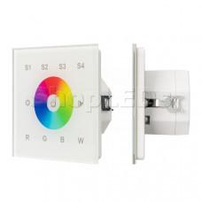 INTELLIGENT ARLIGHT Панель DALI-113-1G-RGBW-IN White (Bus, Sens) (INTELLIGENT ARLIGHT, -)